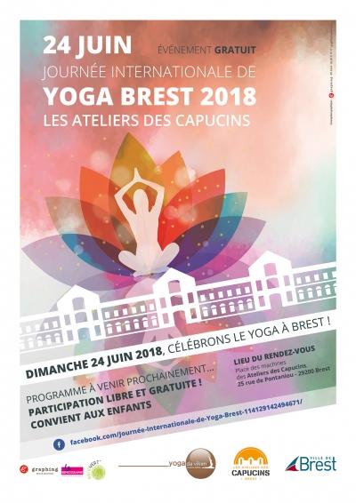 YOGA BREST 2018