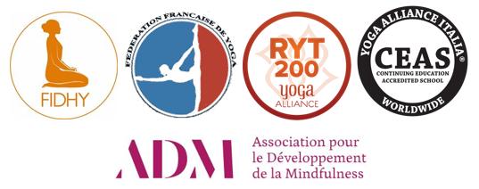 Logo_Fédérations yoga ensemble_avec meditation